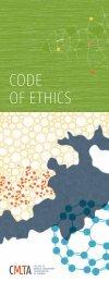 code of ethics - CMLTA