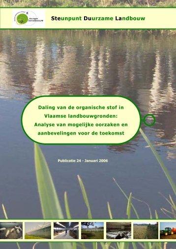 Steunpunt Duurzame Landbouw - Meetjesland.be