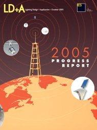 progress report - Illuminating Engineering Society
