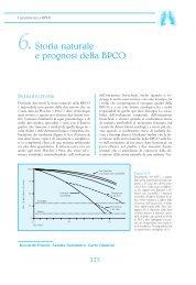 6.Storia naturale e prognosi della BPCO - Clinica malattie apparato ...