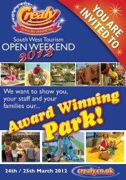 Park! Award Winning 24th / 25th March 2012 - Heart of Devon