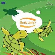 Radna bilježnica o morskim kornjačama 1.5 MBMorske - Plavi svijet