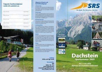 Dachstein - SRSONLINE.DE: Startseite