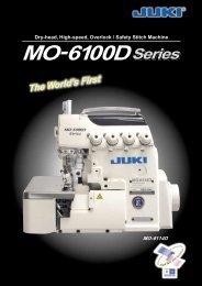 MO-6100D - Juki