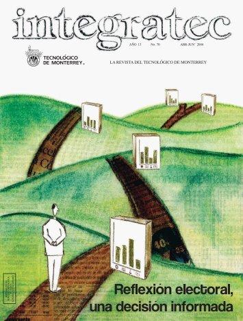 Edición 70, Abril - Junio 2006 - Exatec - Tecnológico de Monterrey