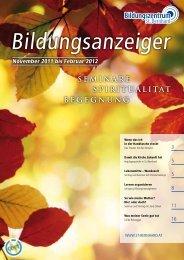 Download als pdf - Bildungshaus St. Bernhard
