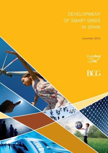 Development smart grids Spain - Futured