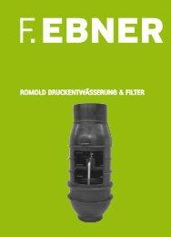 Preisliste 2013 - Friedrich Ebner GmbH