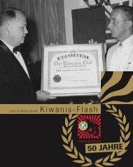 50 JAHRE - Kiwanis Club Bern