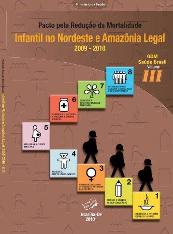 Pacto pela redução da mortalidade infantil no Nordeste e Amazônia ...
