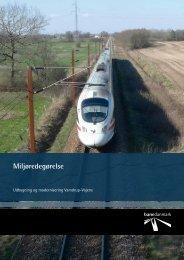 Udbygning og modernisering Vamdrup-Vojens - Banedanmark