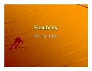 Flexibility (pdf)