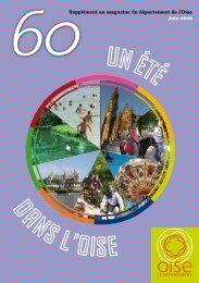 Numéro 39 supplément été - Conseil général de l'Oise