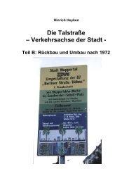 zum Text Teil B (pdf 1,9 MB) - Wuppertaler Stadtgeschichte