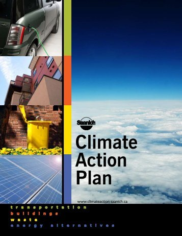 Climate Action Plan - District of Saanich