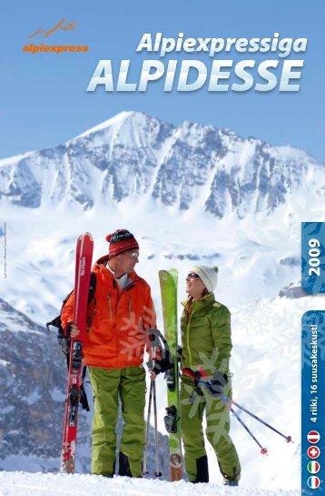 Agence Nuts - Office du Tourisme Val d'Isere - Alpiexpress