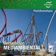 MEDIAMBIENTAL - PortAventura