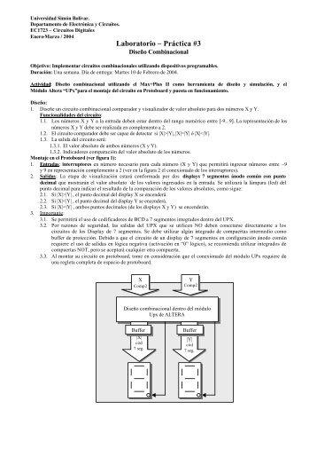 Práctica #3 - Página Web del Laboratorio C - Universidad Simón ...