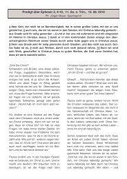 Epheser 2, 4-10 - Ispringen.elkib.de