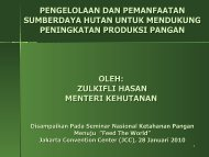 KONDISI UMUM - Kadin Indonesia