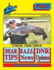 Issue 223 October 2012 - Wvasportsman.net
