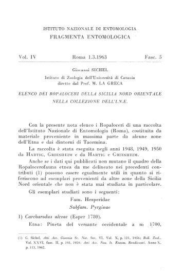 V01. IV Roma 1.3.1963 Fase. 5