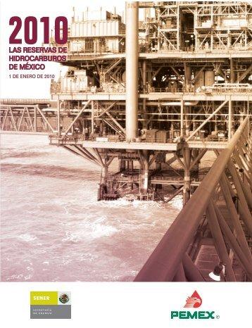 las reservas de hidrocarburos de méxico - Relación con inversionistas