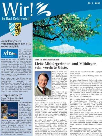 Wir_Maerz_2007 (Page 1) - Stadt Bad Reichenhall