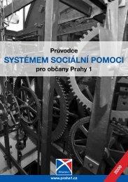 Průvodce SYSTÉMEM SOCIÁLNÍ POMOCI - Praha 1