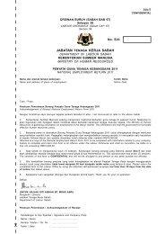 NER Sabah - Kementerian Sumber Manusia