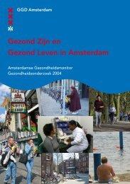 Amsterdamse Gezondheidsmonitor, Gezondheidsonderzoek 2004