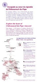 Escapade au coeur du vignoble de Châteauneuf-du-Pape - CCPRO - Page 2