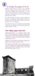 Escapade au coeur du vignoble de Châteauneuf-du-Pape - CCPRO - Page 4