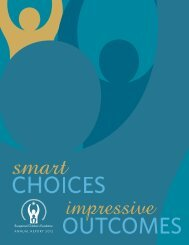2011-2012 - Exceptional Children's Foundation