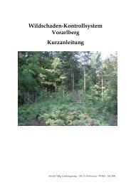 Merkblatt WSKS 30.07.08 - Vorarlberg