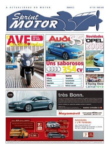competición - Sprint Motor