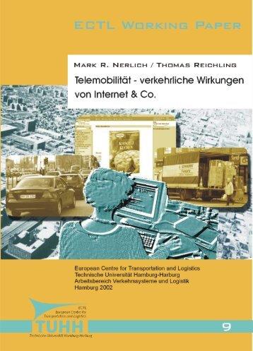 ECTL Working Paper 9 - Institut für Verkehrsplanung und Logistik ...