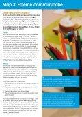 Van tevredenheid naar SUCCES - Home - Scholen met Succes - Page 6