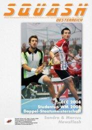 oesterreich - beim Österreichischen Squash Racket Verband