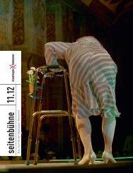 seitenbühne 11.12 - Niedersächsische Staatstheater Hannover