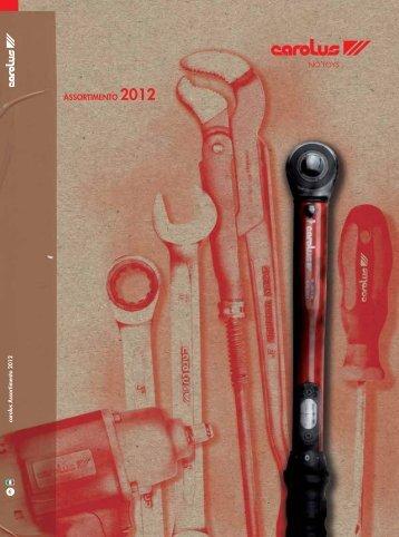 Assortimento 2012 - Sicutool