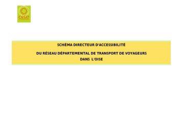 Schéma directeur d'accessibilité du réseau de transportTélécharger