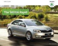 Skoda Rapid Brochure - Winchester Motor Company
