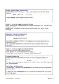 Hvad er meningen? - Institut for Matematiske Fag - Page 6