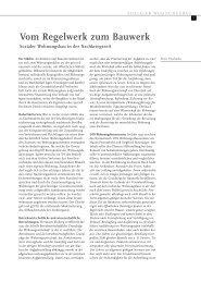 Vom Regelwerk zum Bauwerk - Stadtarchiv Mannheim