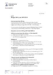 3. Budget 2014, plan 2015-2016.pdf - Kristinehamns kommun