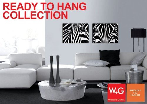 READY TO HANG COLLECTION