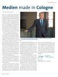 Köln Magazin 1/2010 - Stadt Köln - Seite 3