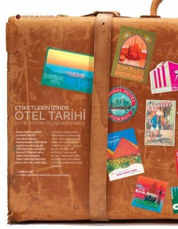 OTEL TARİHİ - Servotel.net