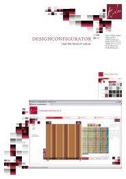 product sheet - designconfigurator - Rolf Krebs GmbH